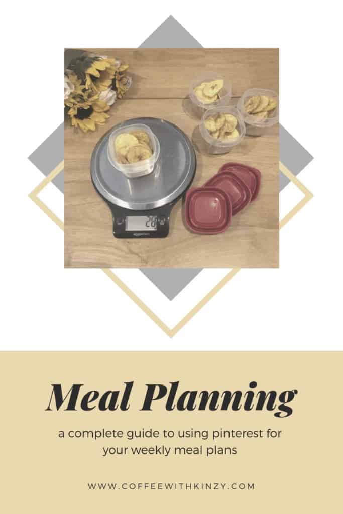 How To Meal Plan for a Busy Family using Pinterest: A Complete Guide