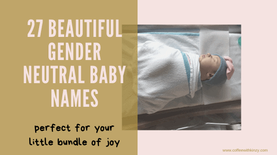 Gender Neutral Baby Names Feature