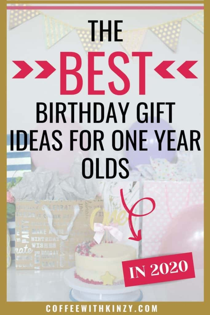 The Best Practical Gift Ideas For A 1 Year Old Baby