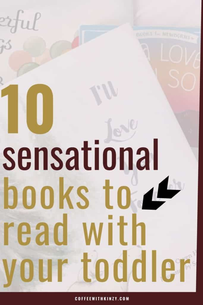 10 Sensational Books To Read With Your Toddler