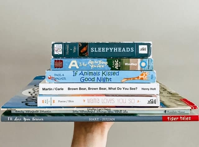 Book Stack For Toddlers: Best Books For Toddlers