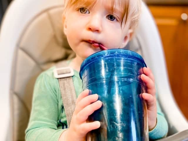 smoothies for toddlers