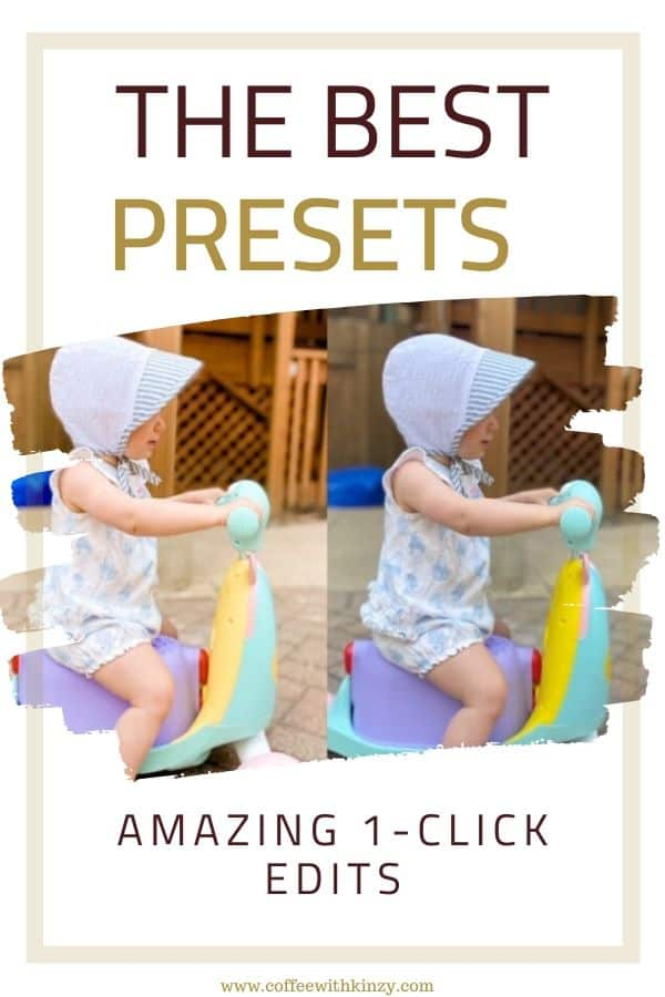 The Best Lightroom Presets for Mom Bloggers