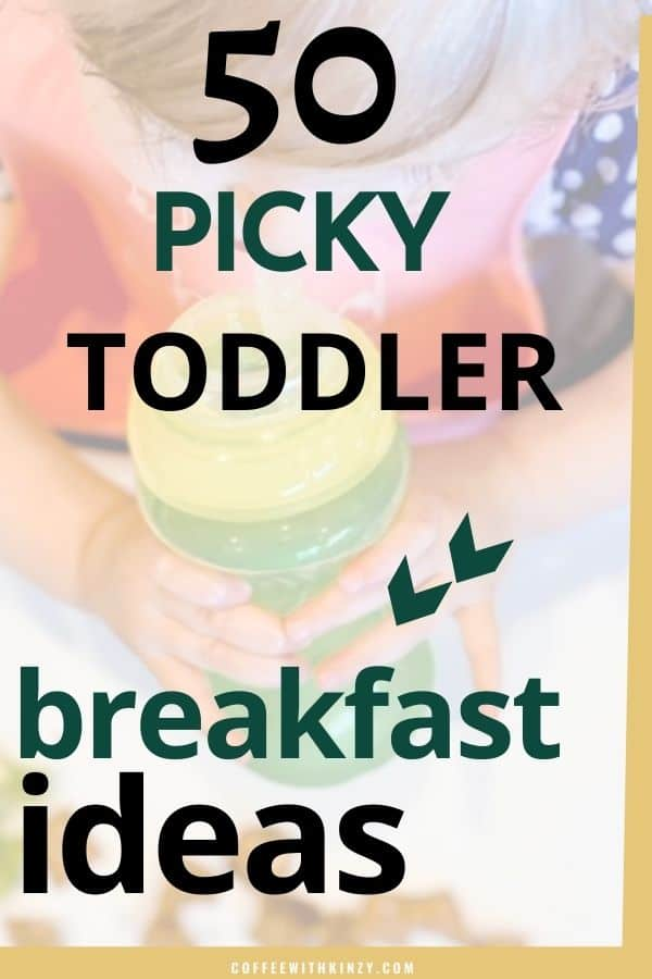 50 picky toddler breakfast ideas you'll want to try