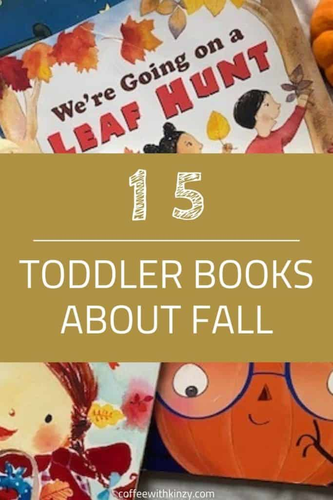 15 Festive Toddler Books About Fall