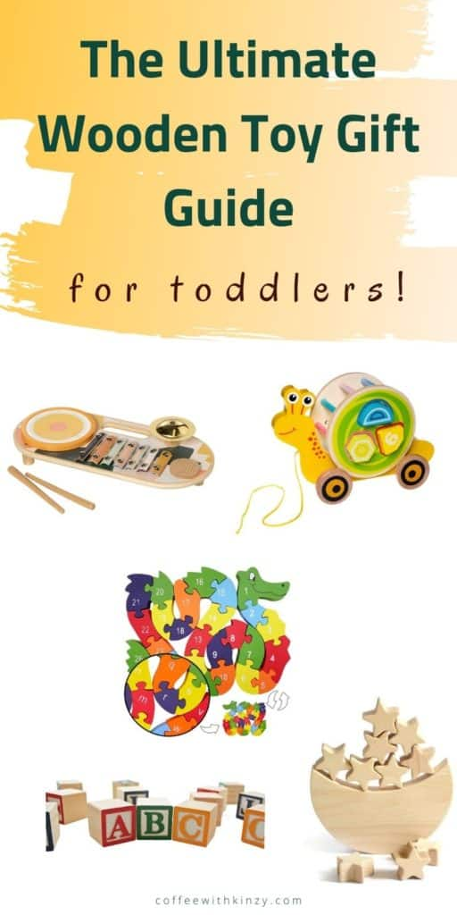 Fun Wooden Toys for Toddlers
