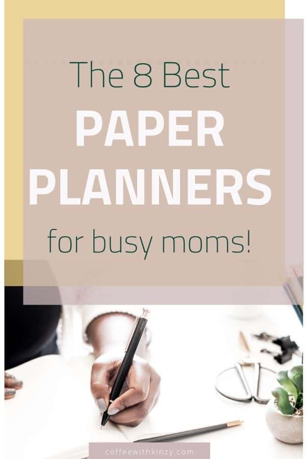 2021 planners for moms