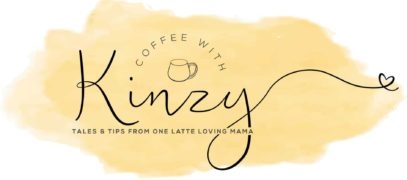 Coffee With Kinzy Logo