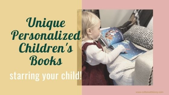 Unique Personalized Children's Books Starring Your Child