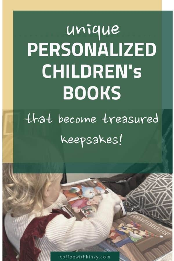 Unique Personalized Children's Books that e