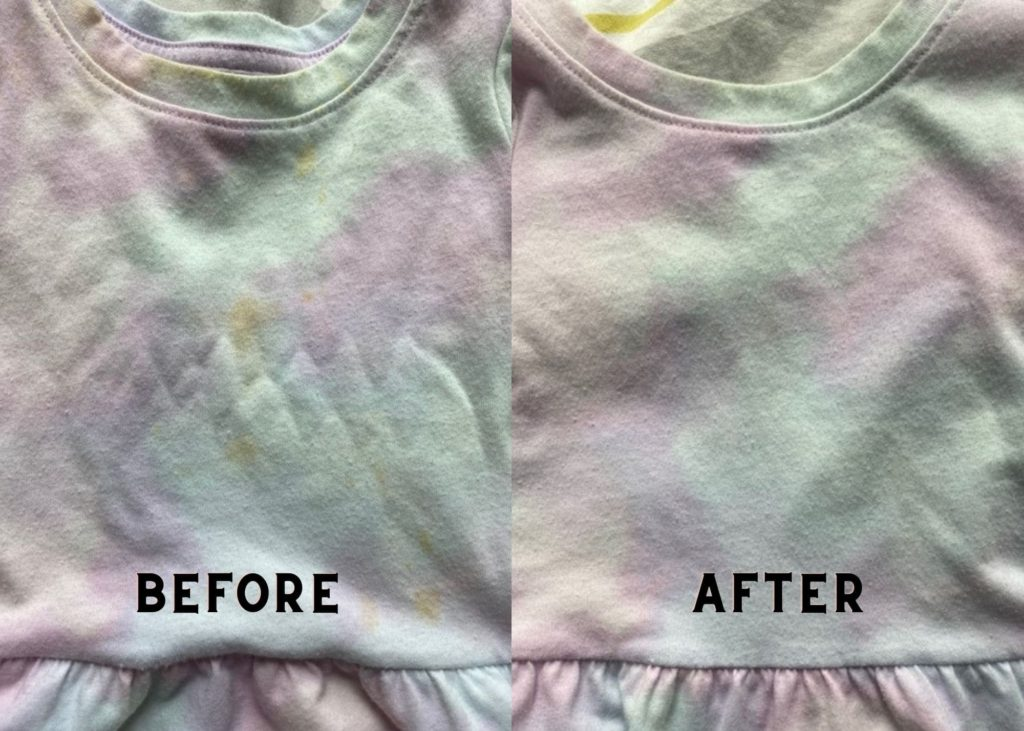 EASY DIY STAIN REMOVER: the best natural stain remover