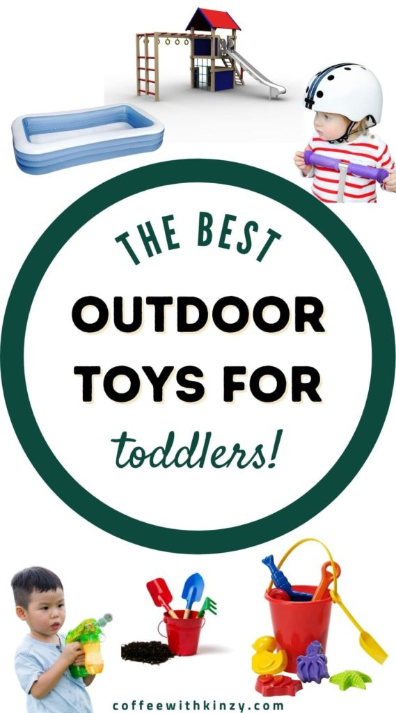 The Best Outdoor Toys for 2 Year Olds