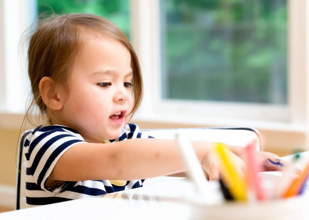 Crafty Screen Free Toddler Activities