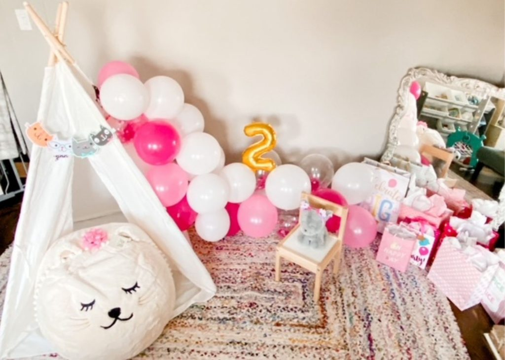 Cat Themed Party Decorations